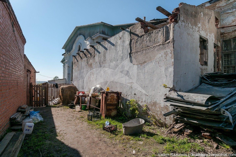 Корпус настоятельский, 60-е гг. XIX в., Никитский монастырь