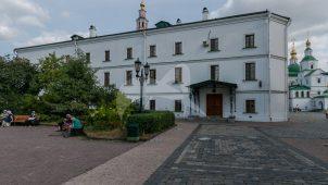 Братский корпус, XVII-XVIII вв., ансамбль Даниловского монастыря
