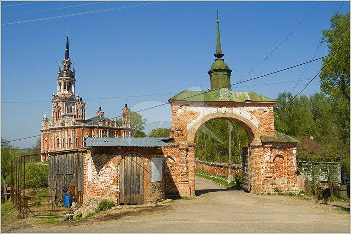 Каменный мост, 1802 г., ансамбль Можайского кремля