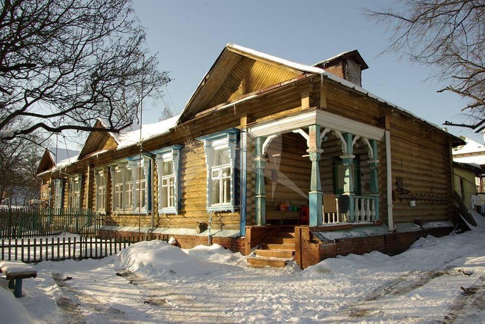 Здание женской школы, последняя четверть XIX в., усадьба Ильинское