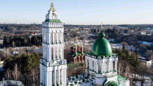 Церковь Святой Троицы, вторая половина 1850-х — 1861 гг., монастырь Князе-Владимирский