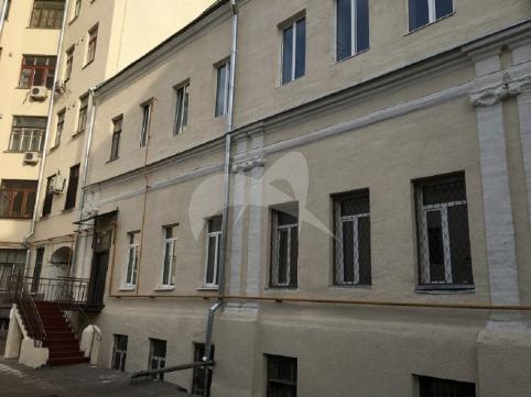 Палаты Мошкова, XVIII в.