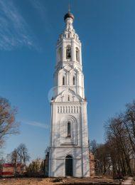 Церковь Благовещения Пресвятой Богородицы с часовней, 1735 г., XIX в., усадьба «Липицы»