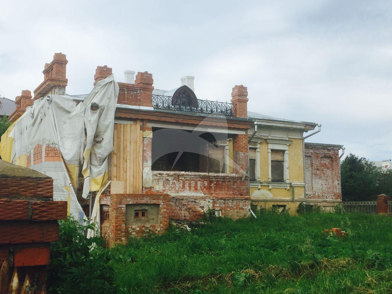 Главный дом, начало XX в., городская усадьба Д.А. Хлебникова