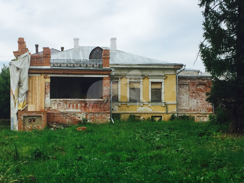 Усадьба городская Д.А. Хлебникова, 1906-1910 гг.