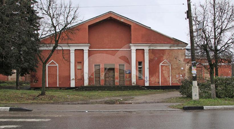 Городской манеж, XIX в.
