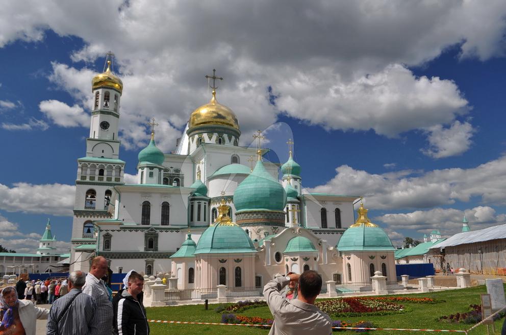 Религиозно-историческое место: Русская Палестина