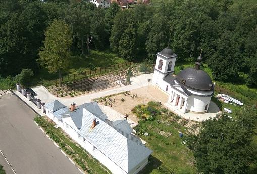Историческое (закрытое) Клементьевское (Никольское) кладбище, конец XVIII — середина XX века