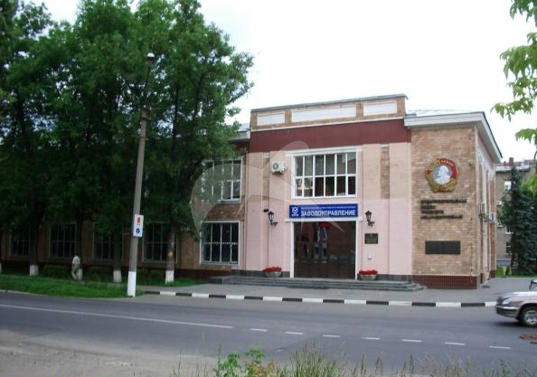 Здание заводоуправления, 1942 г., Электростальский завод тяжелого машиностроения