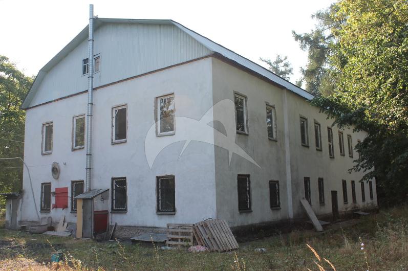 Главный дом, 30-е гг. XIX — начало ХХ вв., усадьба «Зенино»