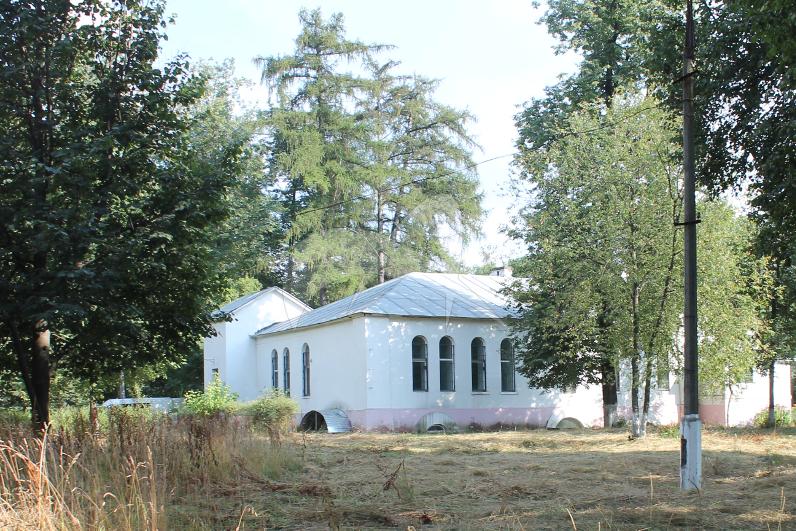 Флигель с башней, 1830-е гг., усадьба «Зенино»