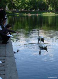 Парк «Патриаршие пруды»
