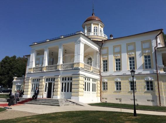 Главный дом, усадьба «Старо-Никольское», XVIII в. — начала XX в.