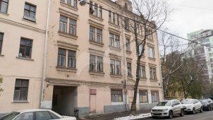 Доходный дом А.С. Танеева, 1910-1911 гг.