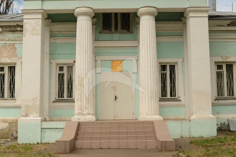 Главный дом, вторая половина XIX в., усадьба «Изварино»
