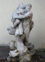 Памятник «Похищение Прозерпины», начало XIX в., ск. П. Трискорни, мрамор