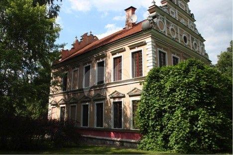 Голландский домик, усадьба «Вороново», XIX в.