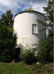 Башня ограды, усадьба «Вороново», XIX в.