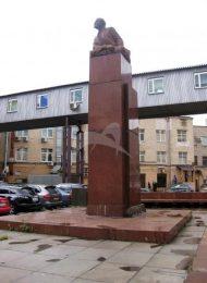 Памятник В.И. Ленину, 1947 г., ск. С.Д. Меркуров, арх. А.Ф. Жуков, гранит