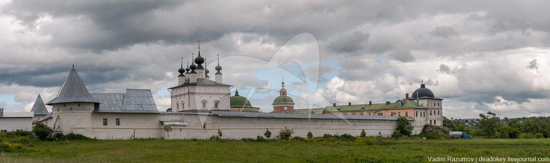 Ансамбль Белопесоцкого монастыря, ХVII в.